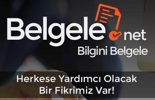 Belgele.Net - Fongogo Destek